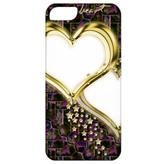Lover Romantic Couple Apart Apple iPhone 5 Classic Hardshell Case