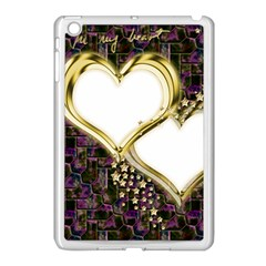 Lover Romantic Couple Apart Apple Ipad Mini Case (white)