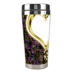 Lover Romantic Couple Apart Stainless Steel Travel Tumblers