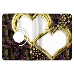 Lover Romantic Couple Apart Kindle Fire Hdx Flip 360 Case