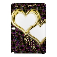 Lover Romantic Couple Apart Samsung Galaxy Tab Pro 10 1 Hardshell Case