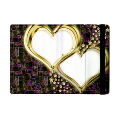 Lover Romantic Couple Apart Ipad Mini 2 Flip Cases