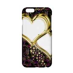 Lover Romantic Couple Apart Apple Iphone 6/6s Hardshell Case