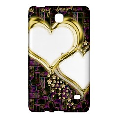 Lover Romantic Couple Apart Samsung Galaxy Tab 4 (7 ) Hardshell Case