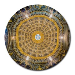 Arches Architecture Cathedral Round Mousepads