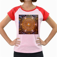 Arches Architecture Cathedral Women s Cap Sleeve T Shirt