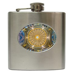 Arches Architecture Cathedral Hip Flask (6 oz)