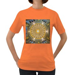 Arches Architecture Cathedral Women s Dark T-Shirt