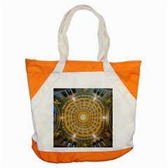 Arches Architecture Cathedral Accent Tote Bag