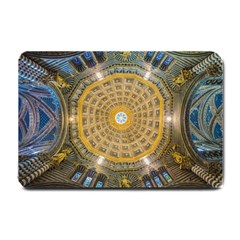Arches Architecture Cathedral Small Doormat