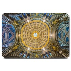 Arches Architecture Cathedral Large Doormat