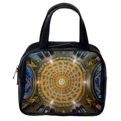 Arches Architecture Cathedral Classic Handbags (One Side)