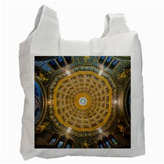 Arches Architecture Cathedral Recycle Bag (one Side)