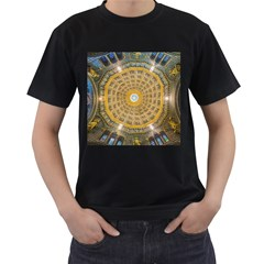 Arches Architecture Cathedral Men s T Shirt (black)