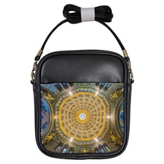 Arches Architecture Cathedral Girls Sling Bags