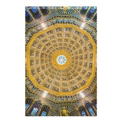 Arches Architecture Cathedral Shower Curtain 48  x 72  (Small)