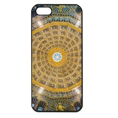 Arches Architecture Cathedral Apple Iphone 5 Seamless Case (black)
