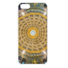 Arches Architecture Cathedral Apple iPhone 5 Seamless Case (White)