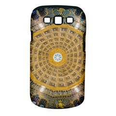 Arches Architecture Cathedral Samsung Galaxy S III Classic Hardshell Case (PC+Silicone)
