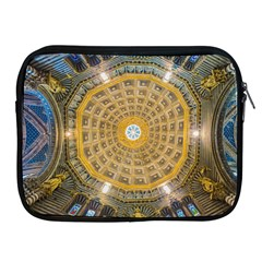 Arches Architecture Cathedral Apple iPad 2/3/4 Zipper Cases