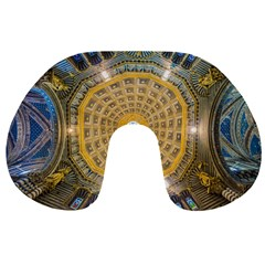 Arches Architecture Cathedral Travel Neck Pillows