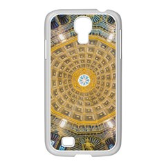 Arches Architecture Cathedral Samsung Galaxy S4 I9500/ I9505 Case (white)