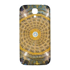 Arches Architecture Cathedral Samsung Galaxy S4 I9500/I9505  Hardshell Back Case