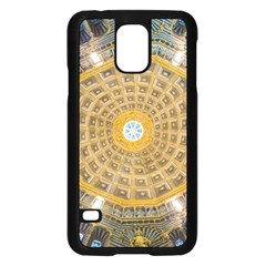 Arches Architecture Cathedral Samsung Galaxy S5 Case (black)