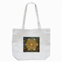 Arches Architecture Cathedral Tote Bag (White)