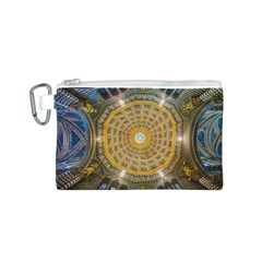 Arches Architecture Cathedral Canvas Cosmetic Bag (s)
