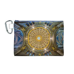 Arches Architecture Cathedral Canvas Cosmetic Bag (m)