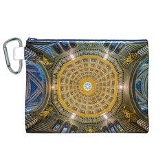 Arches Architecture Cathedral Canvas Cosmetic Bag (xl)