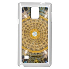 Arches Architecture Cathedral Samsung Galaxy Note 4 Case (white)