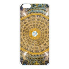 Arches Architecture Cathedral Apple Seamless iPhone 6 Plus/6S Plus Case (Transparent)