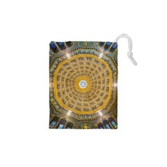 Arches Architecture Cathedral Drawstring Pouches (xs)