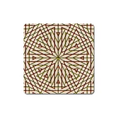 Kaleidoscope Online Triangle Square Magnet