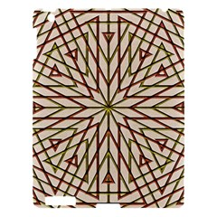Kaleidoscope Online Triangle Apple Ipad 3/4 Hardshell Case