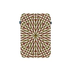 Kaleidoscope Online Triangle Apple Ipad Mini Protective Soft Cases