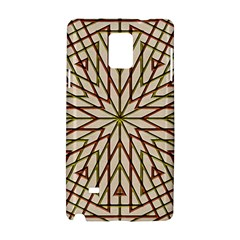 Kaleidoscope Online Triangle Samsung Galaxy Note 4 Hardshell Case