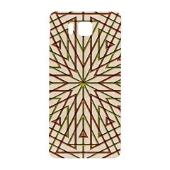 Kaleidoscope Online Triangle Samsung Galaxy Alpha Hardshell Back Case