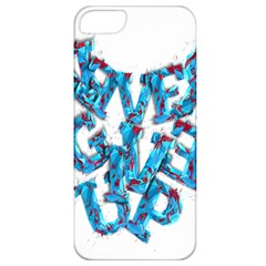 Sport Crossfit Fitness Gym Never Give Up Apple Iphone 5 Classic Hardshell Case