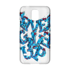 Sport Crossfit Fitness Gym Never Give Up Samsung Galaxy S5 Hardshell Case