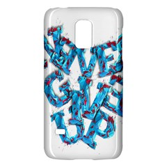 Sport Crossfit Fitness Gym Never Give Up Galaxy S5 Mini