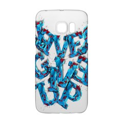 Sport Crossfit Fitness Gym Never Give Up Galaxy S6 Edge
