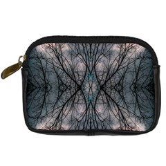 Storm Nature Clouds Landscape Tree Digital Camera Cases