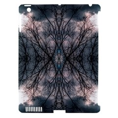 Storm Nature Clouds Landscape Tree Apple Ipad 3/4 Hardshell Case (compatible With Smart Cover)