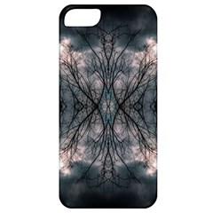 Storm Nature Clouds Landscape Tree Apple Iphone 5 Classic Hardshell Case