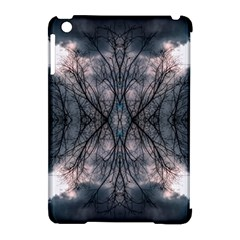 Storm Nature Clouds Landscape Tree Apple iPad Mini Hardshell Case (Compatible with Smart Cover)