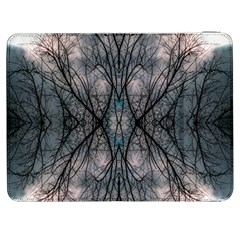 Storm Nature Clouds Landscape Tree Samsung Galaxy Tab 7  P1000 Flip Case
