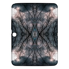 Storm Nature Clouds Landscape Tree Samsung Galaxy Tab 3 (10.1 ) P5200 Hardshell Case